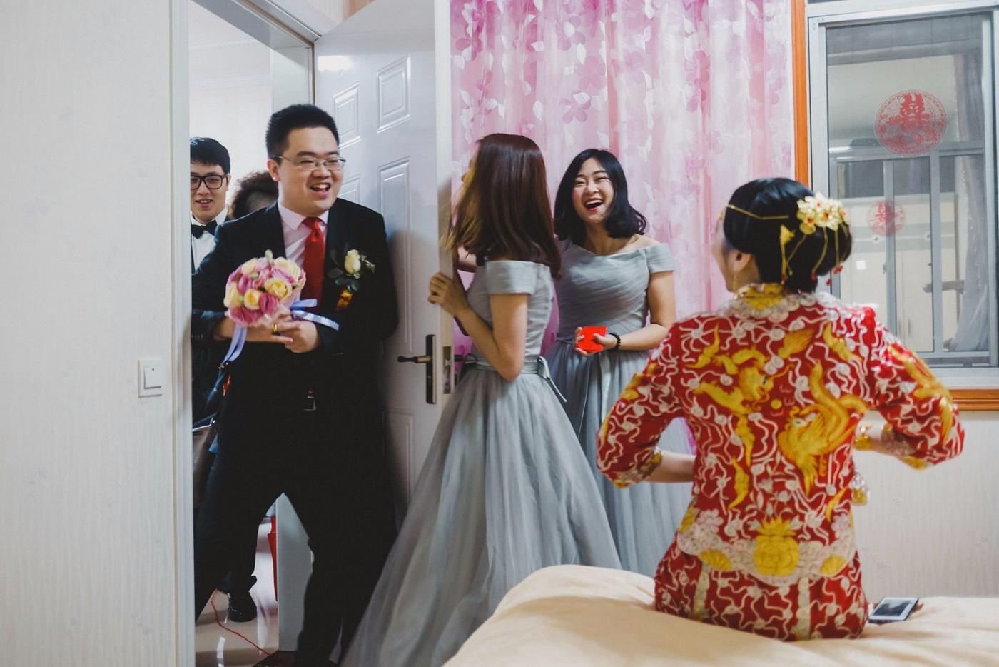 Wu+Yang married in Sanming21