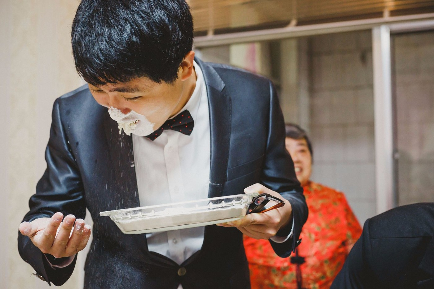 Wu+Yang married in Sanming13