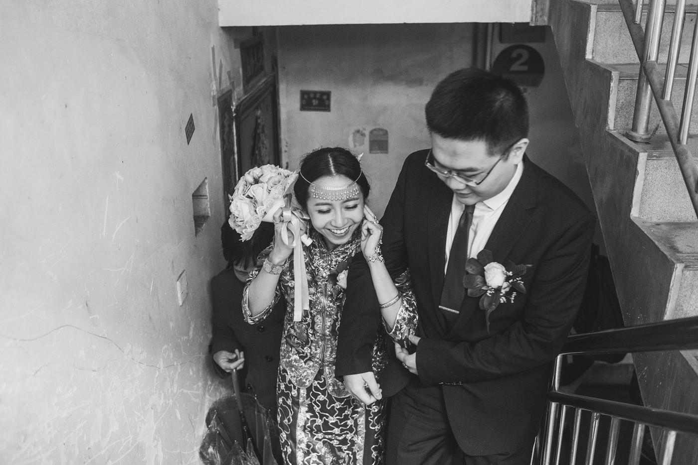 Wu+Yang married in Sanming11