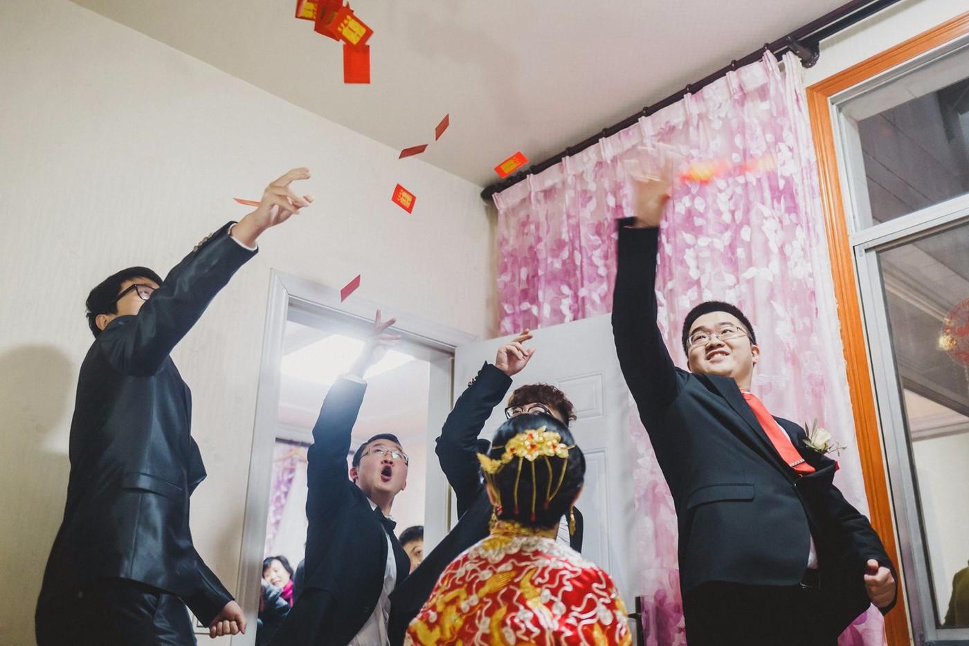 Wu+Yang married in Sanming23