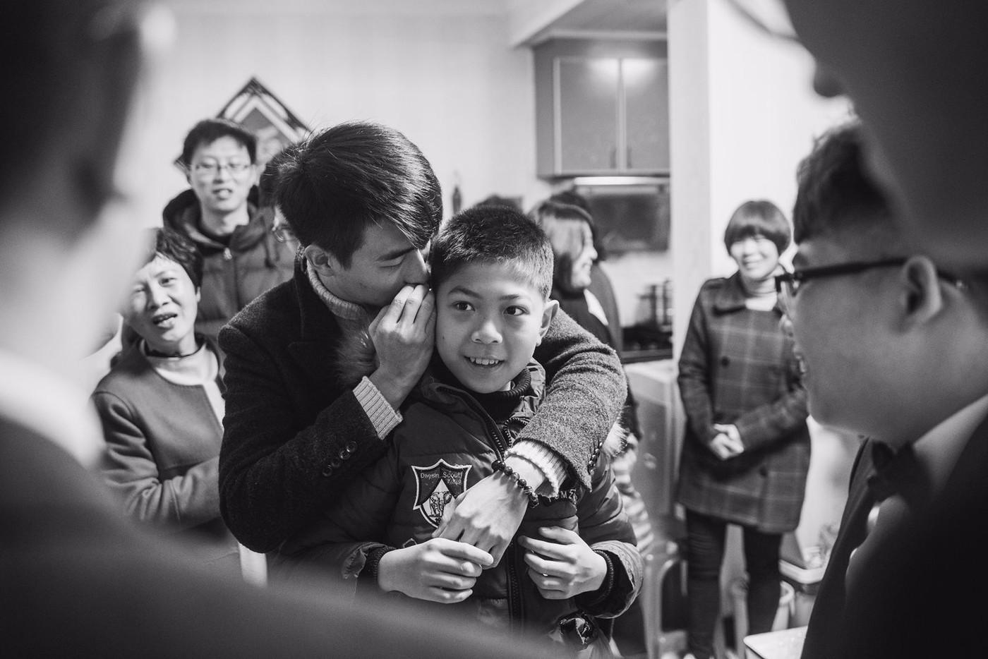 Wu+Yang married in Sanming38
