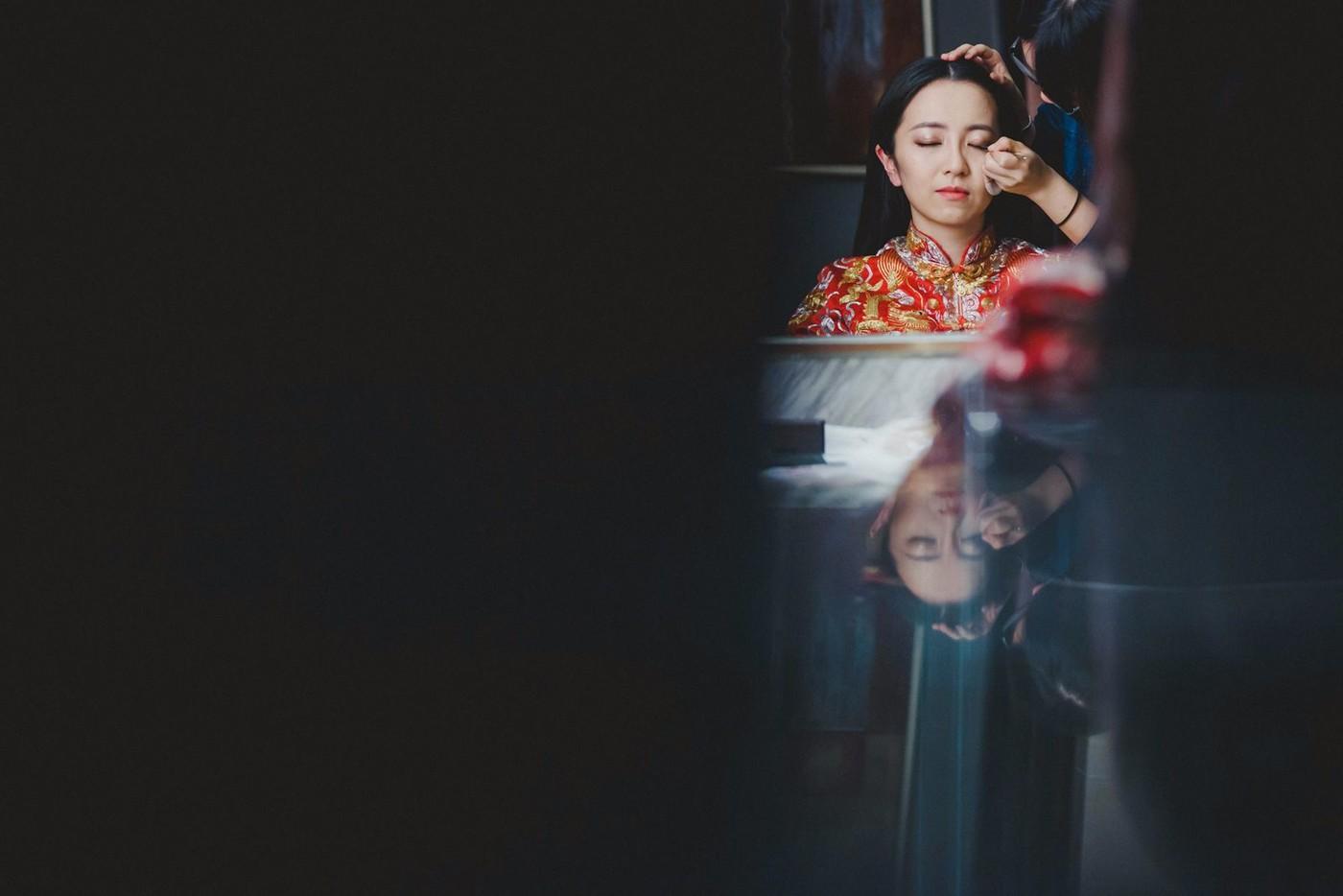 Wu+Yang married in Sanming8