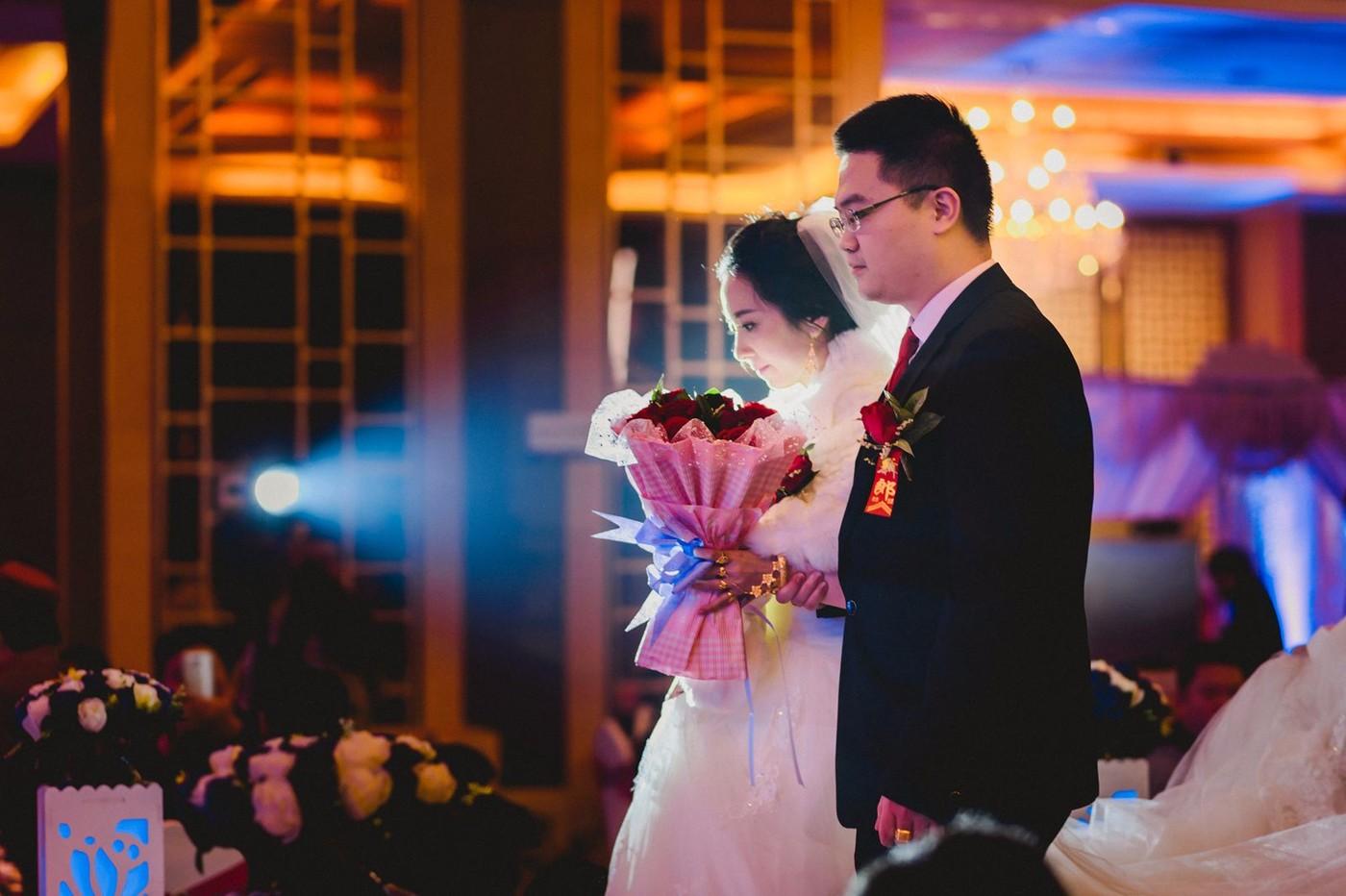 Wu+Yang married in Sanming17