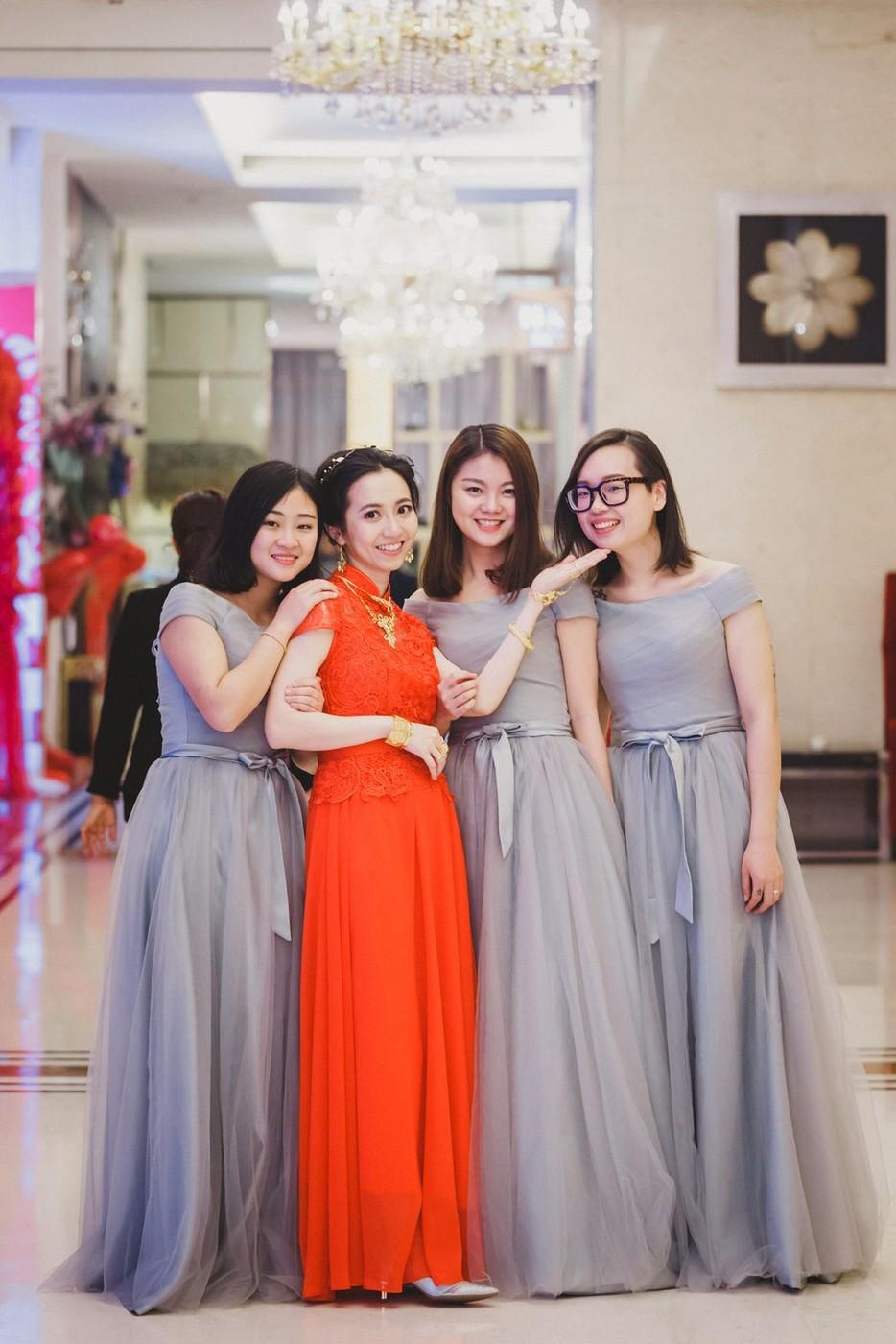 Wu+Yang married in Sanming7