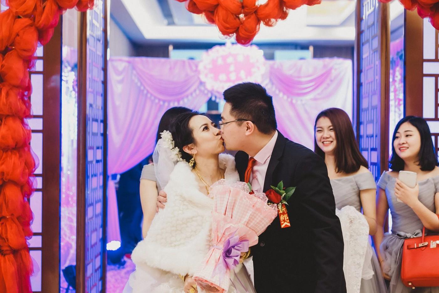 Wu+Yang married in Sanming36