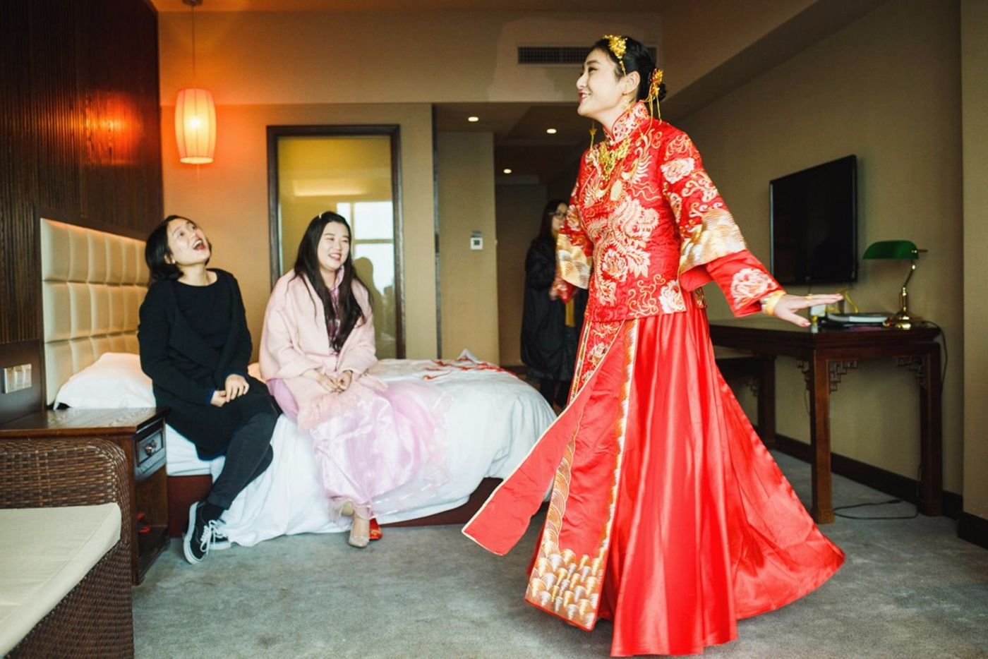 Zhang + Chen Wedding7
