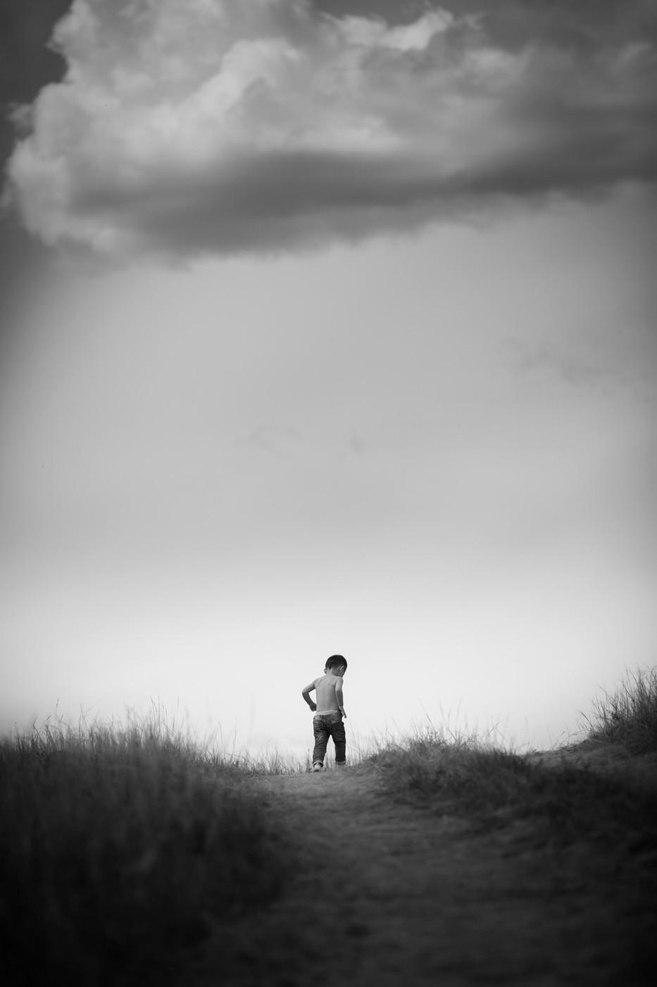草原旅拍-那片山丘系列11