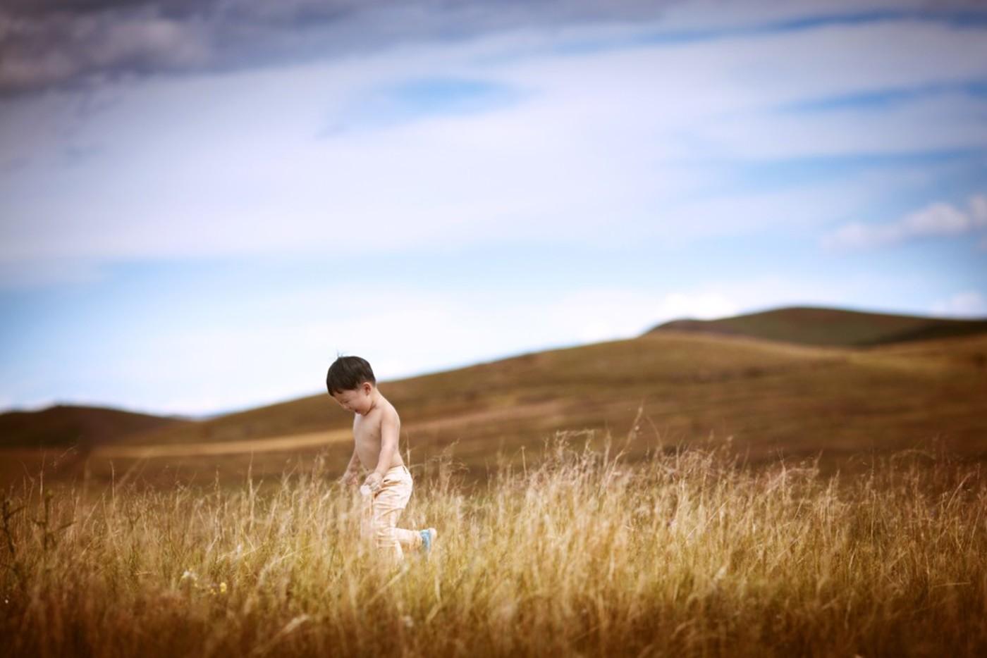 草原旅拍-那片山丘系列7