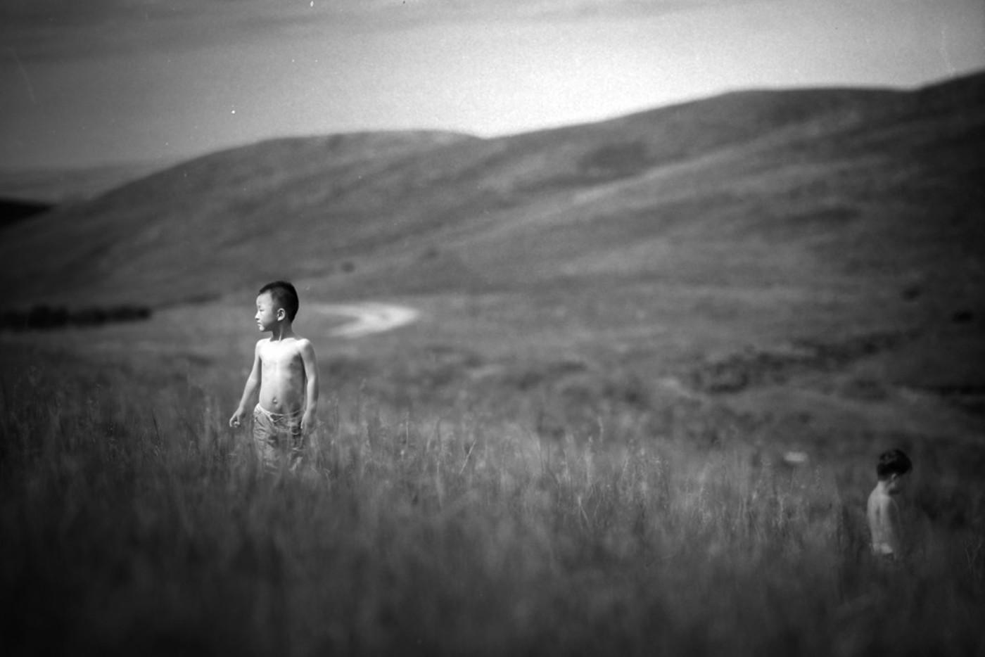 草原旅拍-那片山丘系列9