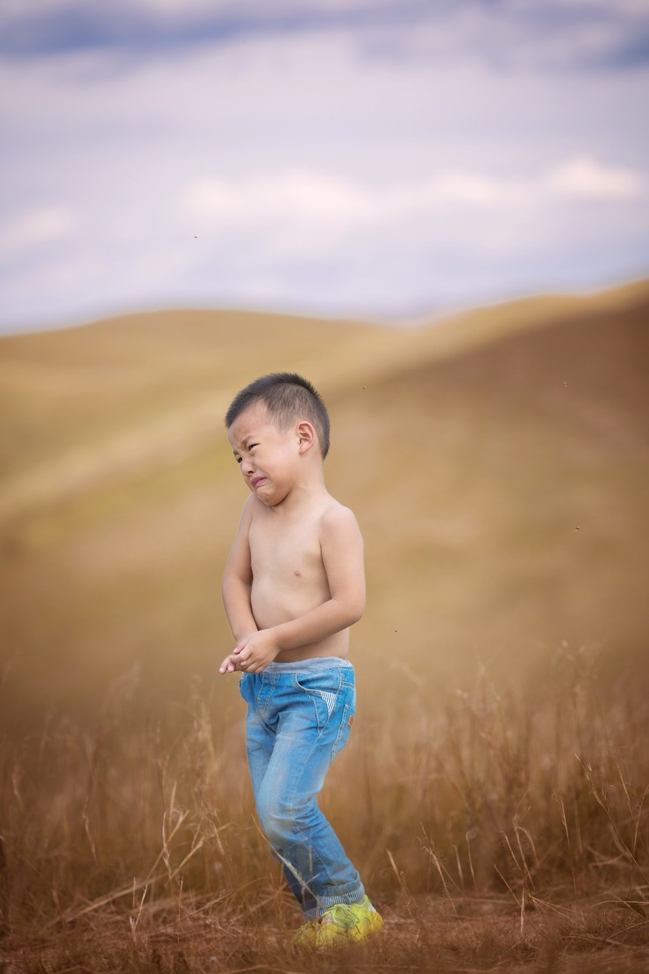 草原旅拍-那片山丘系列15