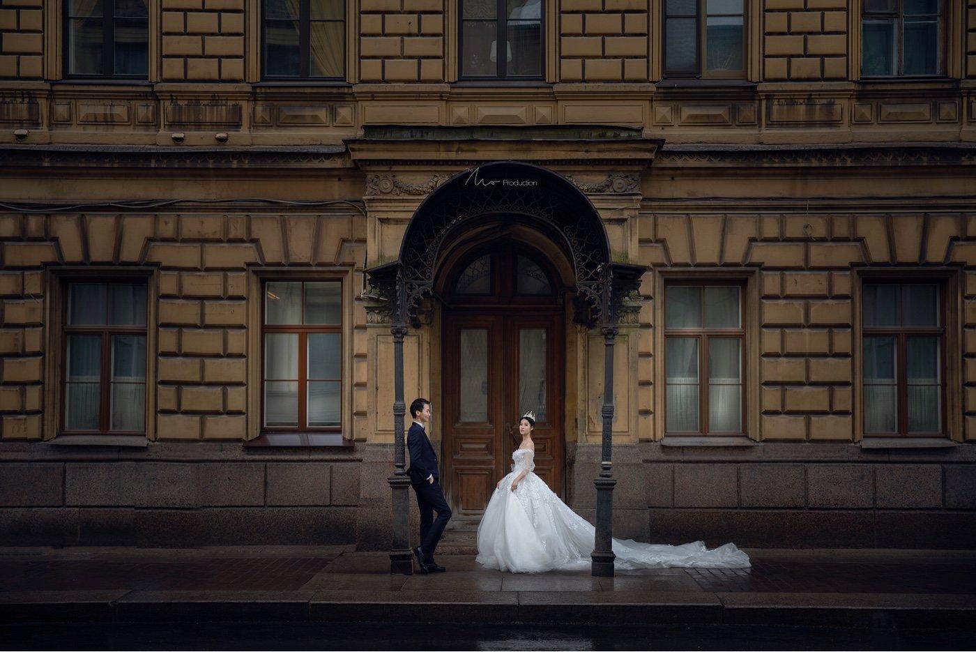 MoFoTo | 婚纱旅拍  圣彼得堡3