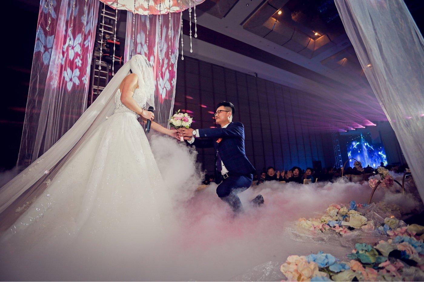 「Fantasy Wedding」&滨湖世纪金源酒店10