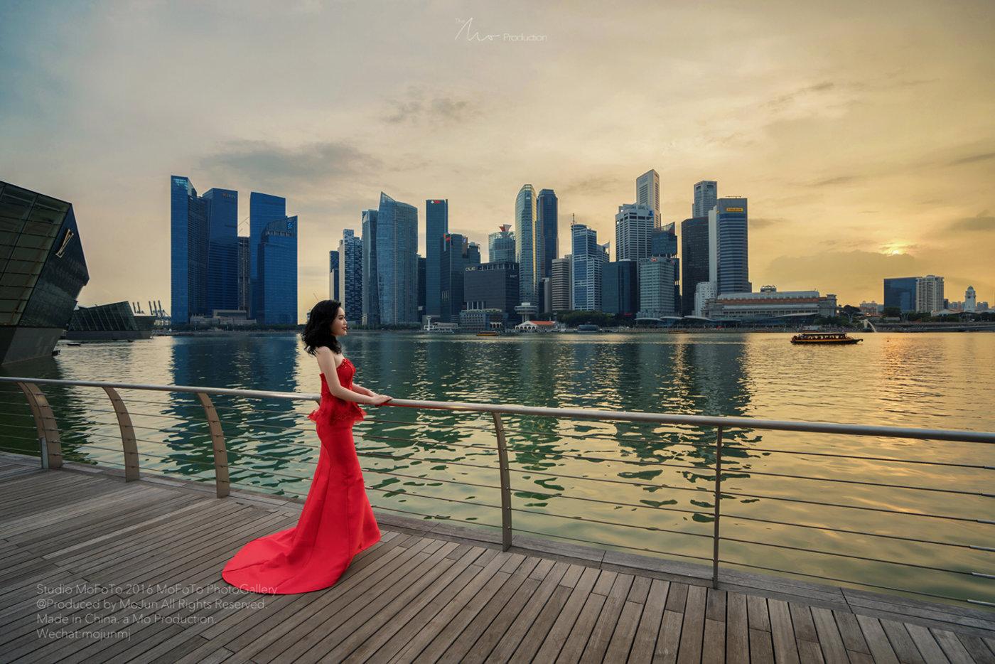 MoFoTo新加坡旅拍婚纱9
