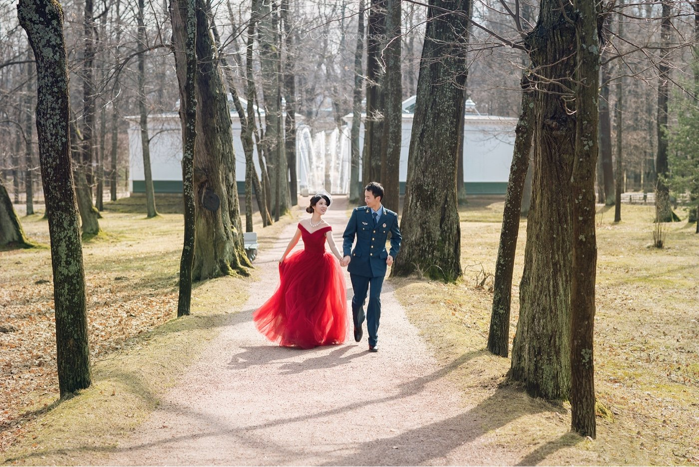 MoFoTo | 婚纱旅拍  圣彼得堡10