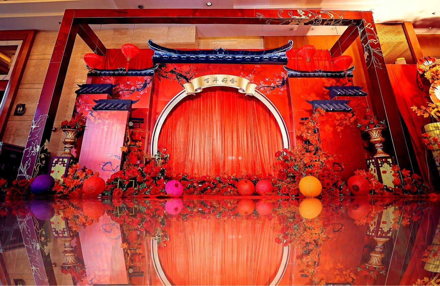 「Fantasy Wedding」&滨湖世纪金源酒店1