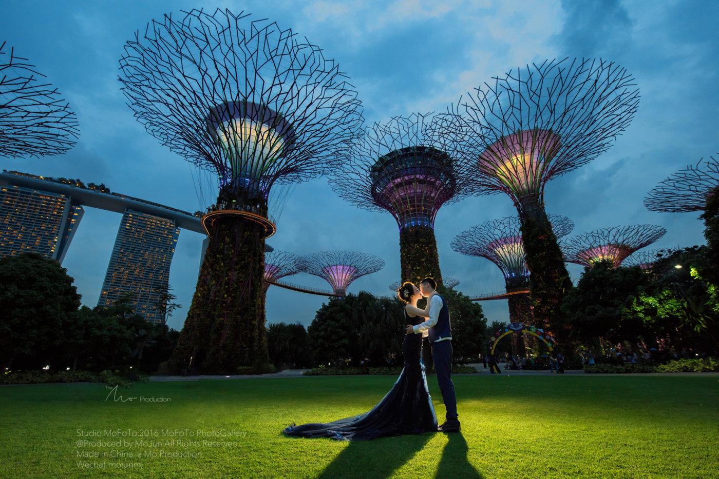 MoFoTo新加坡婚纱4