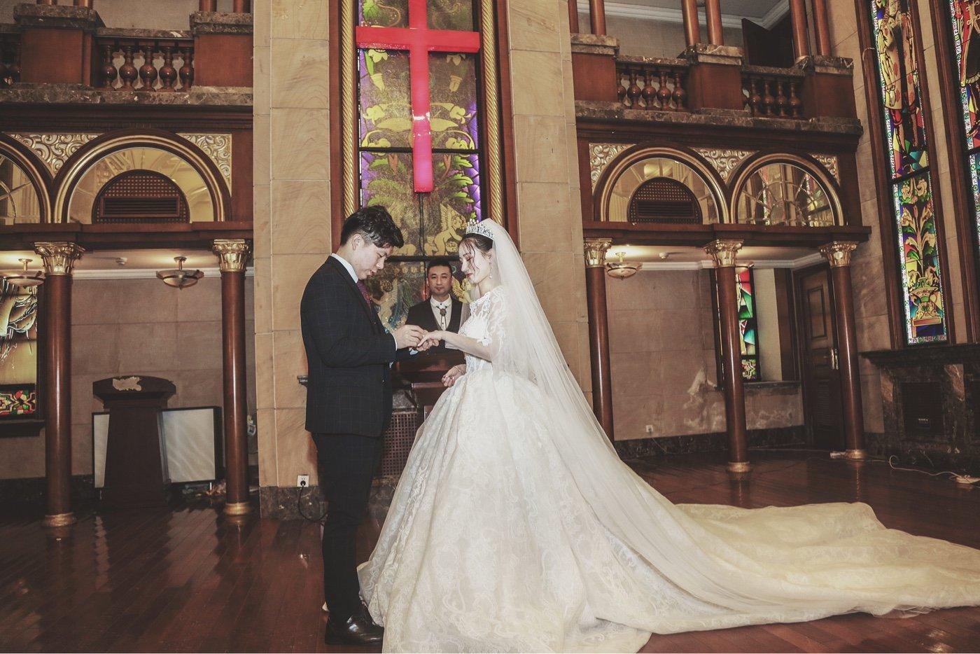 「Fantasy Wedding」&明珠教堂⛪4