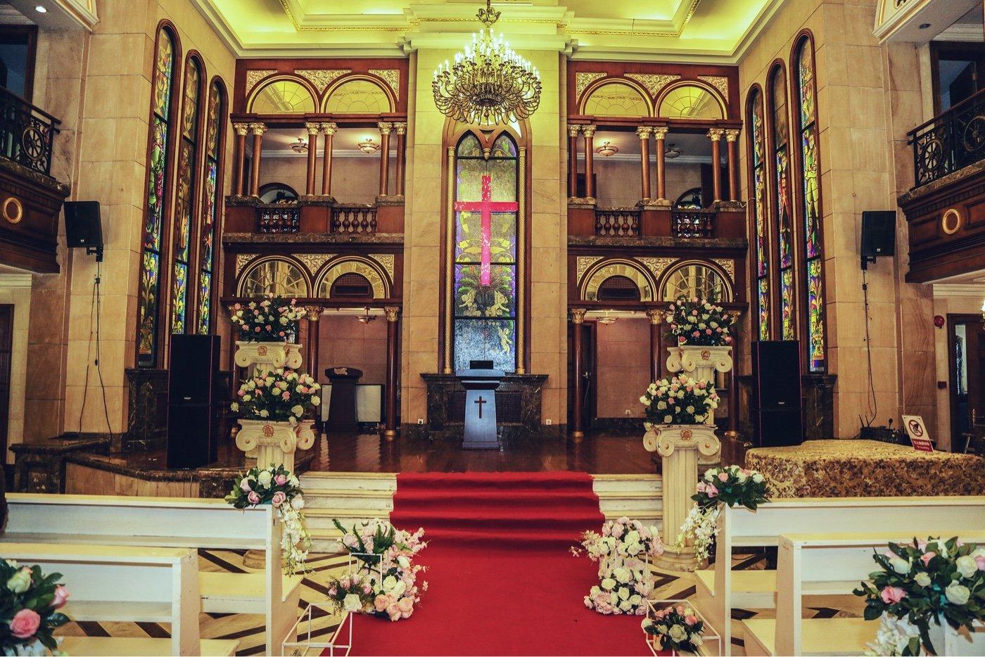 「Fantasy Wedding」&明珠教堂⛪18