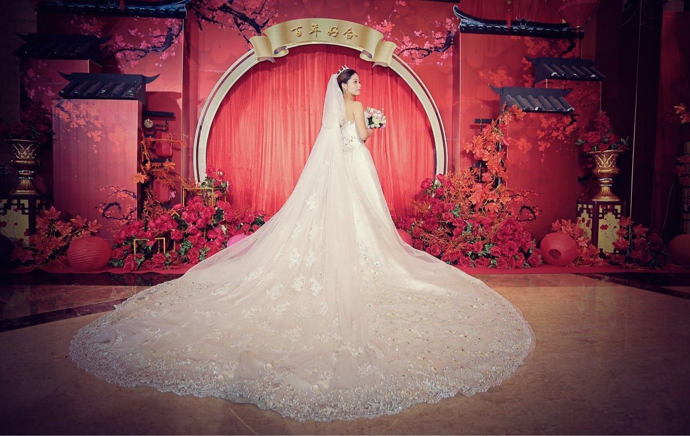 「Fantasy Wedding」&滨湖世纪金源酒店3
