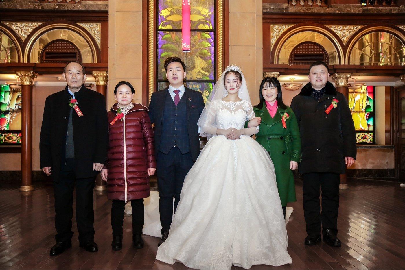 「Fantasy Wedding」&明珠教堂⛪2