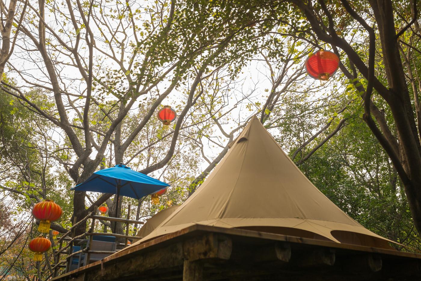 喜马拉雅野奢帐篷酒店—江苏常州天目湖树屋帐篷酒店22