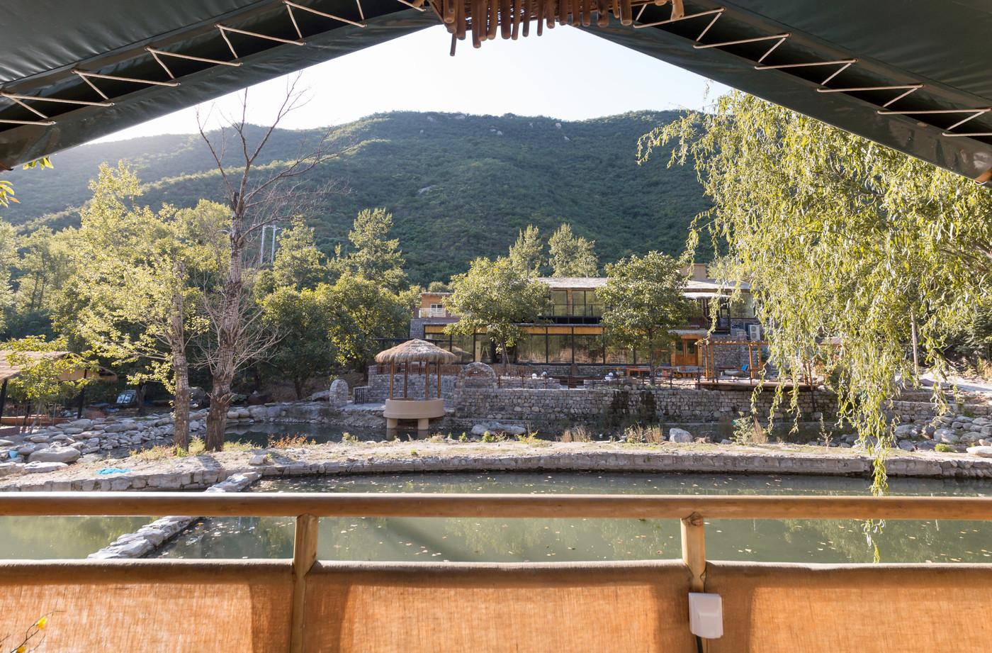 喜马拉雅野奢帐篷酒店一北京石头 剪刀 布一私享院子 54平山谷型  22