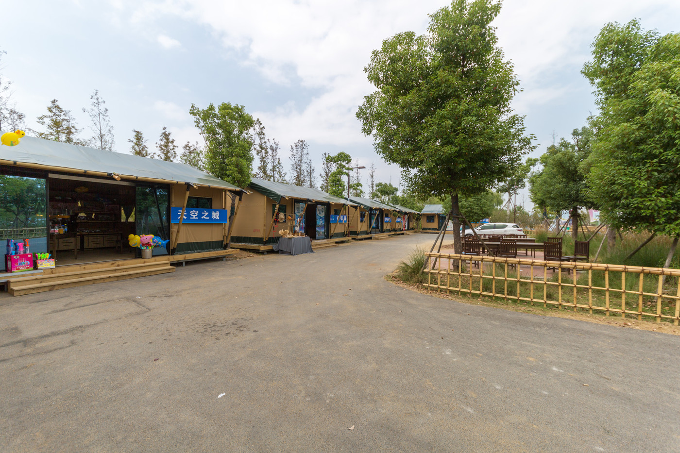 餐厅、办公室、商铺帐篷酒店7