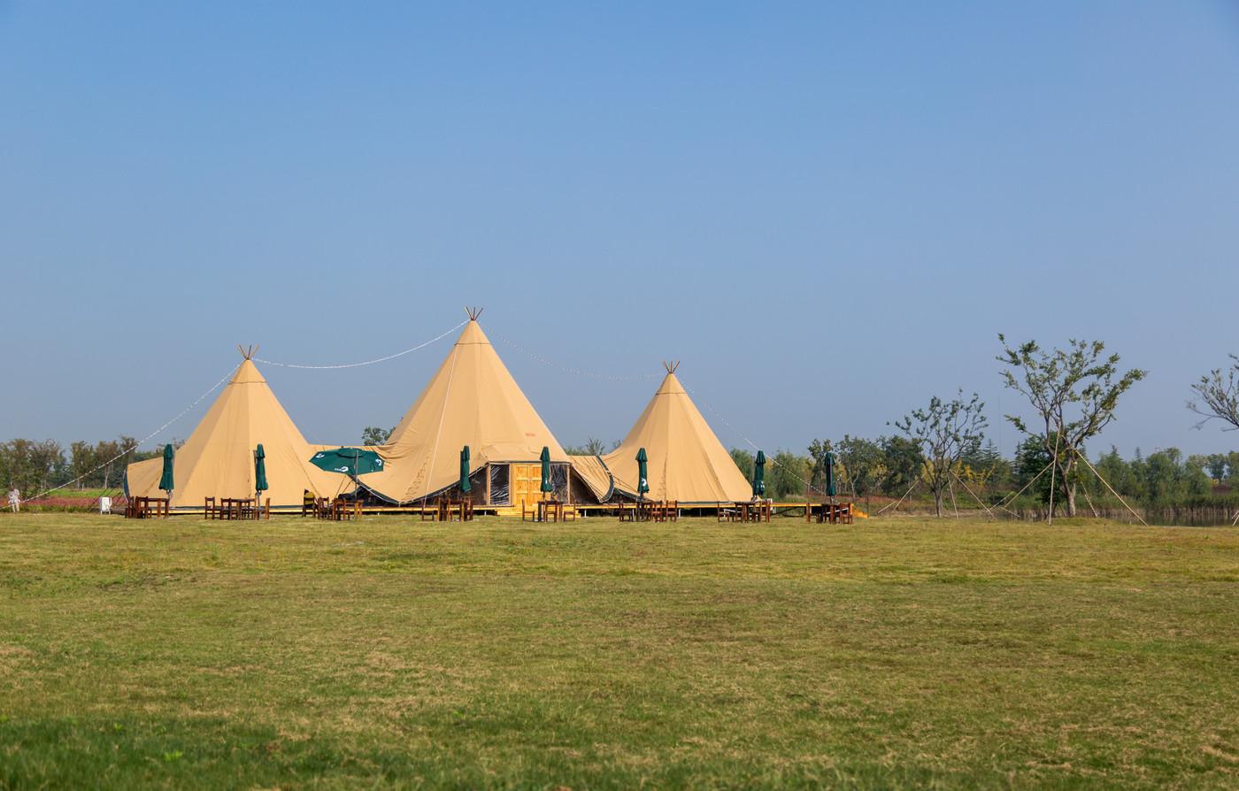 喜马拉雅印第安多功能大厅帐篷酒店8