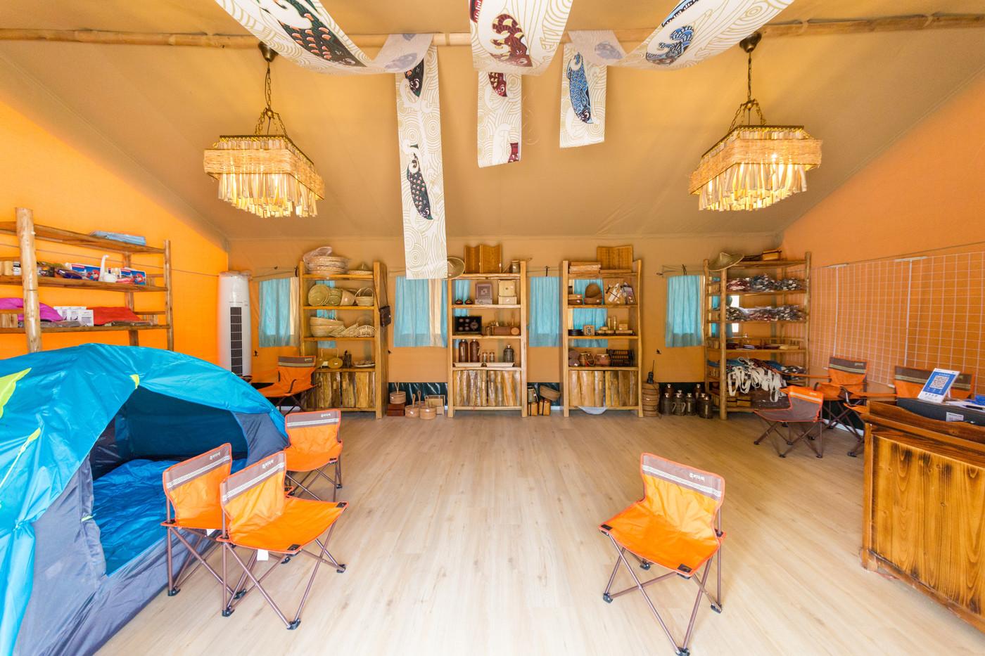 喜马拉雅野奢帐篷酒店—淮安白马湖度假区商铺21