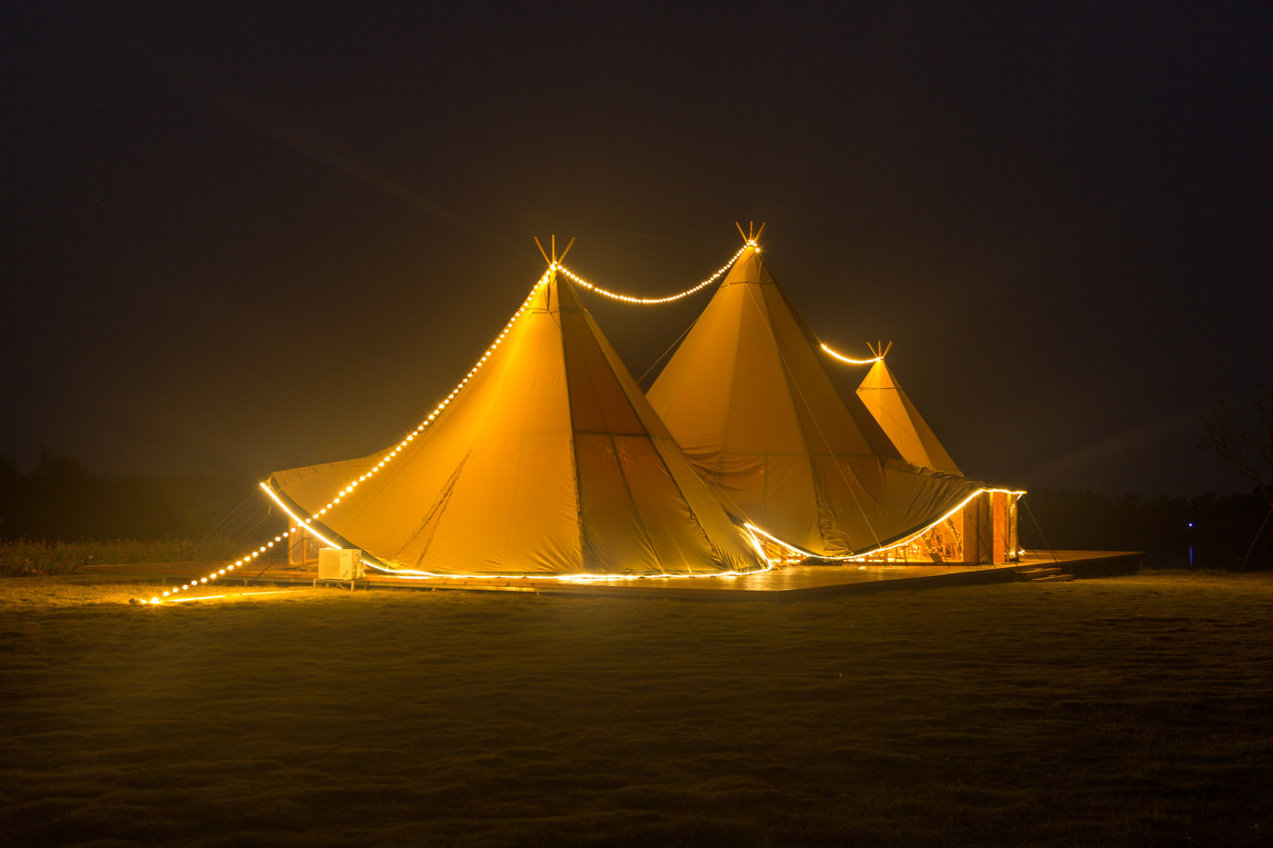喜马拉雅印第安多功能大厅帐篷酒店21