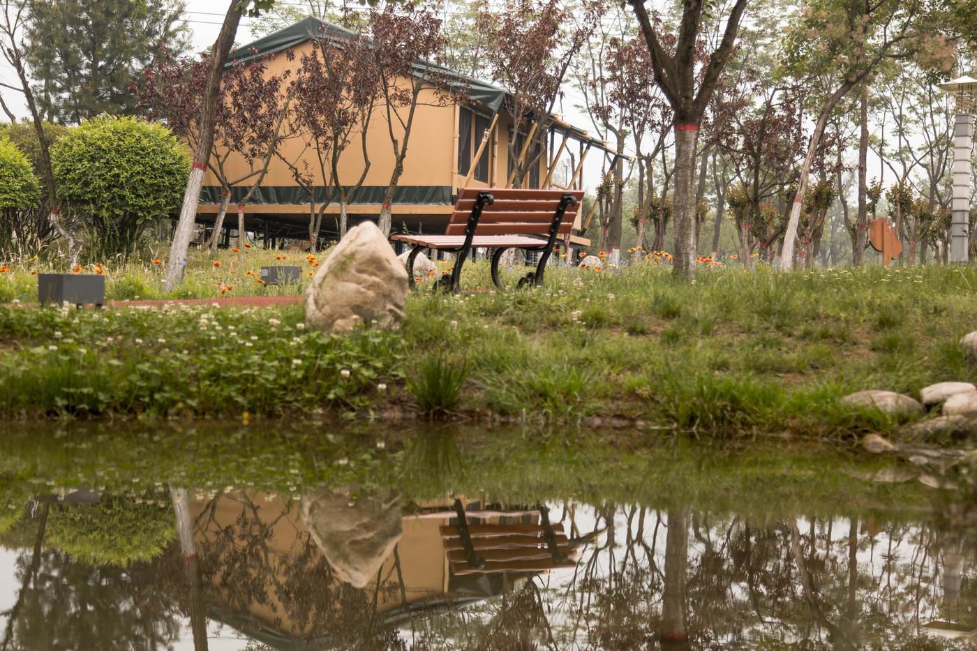 喜马拉雅野奢帐篷酒店—华山自驾游露营地(78平)2