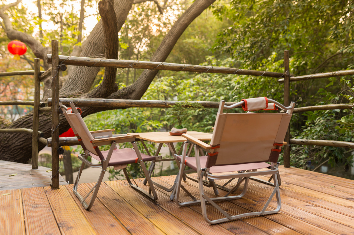 喜马拉雅野奢帐篷酒店—江苏常州天目湖树屋32