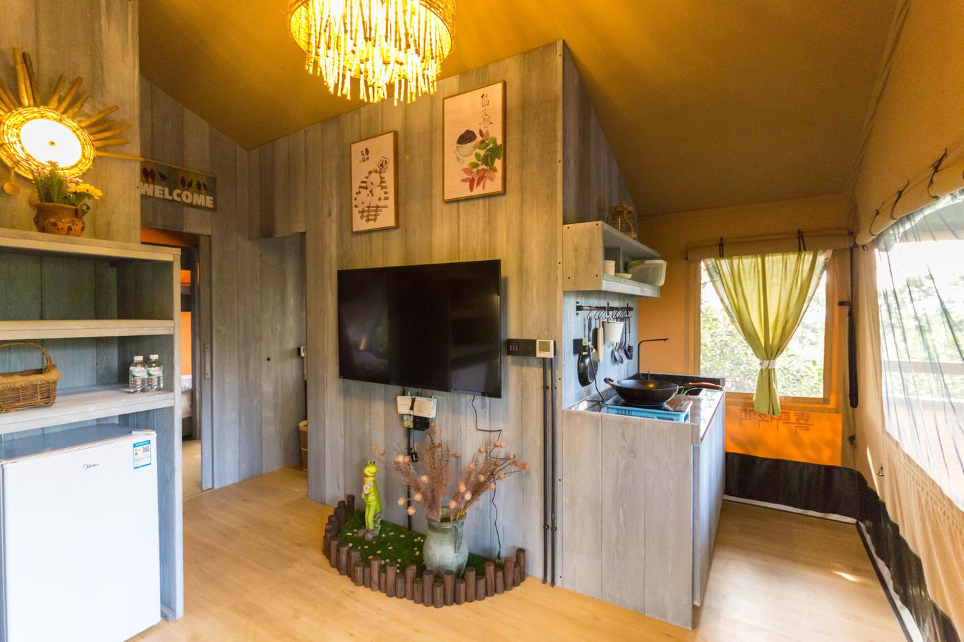 喜马拉雅野奢帐篷酒店—云南腾冲高黎贡山茶博园40