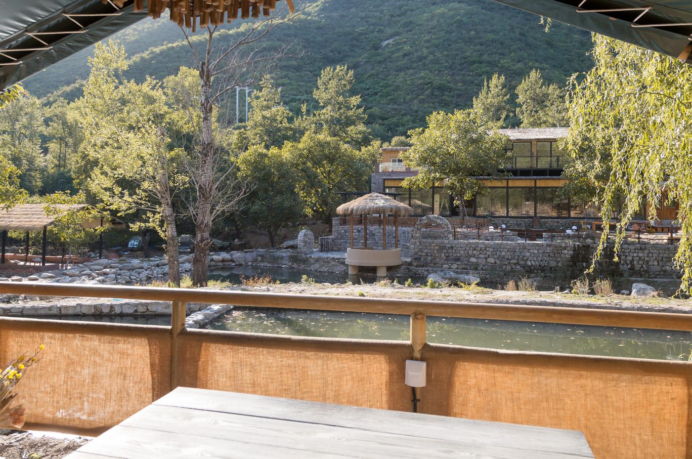 喜马拉雅野奢帐篷酒店一北京石头 剪刀 布一私享院子 54平山谷型  21