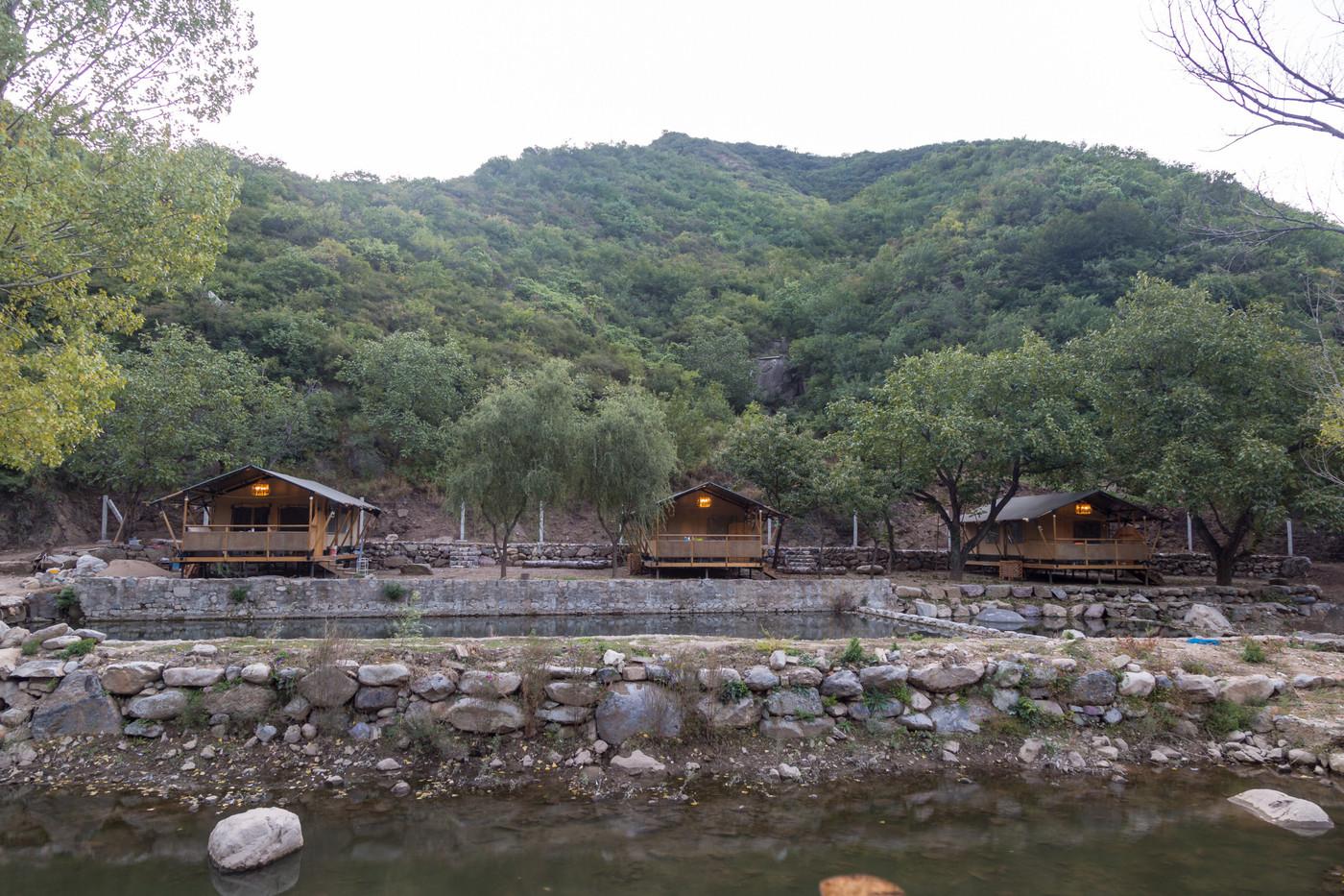 喜马拉雅野奢帐篷酒店一北京石头 剪刀 布一私享院子 54平山谷型  5
