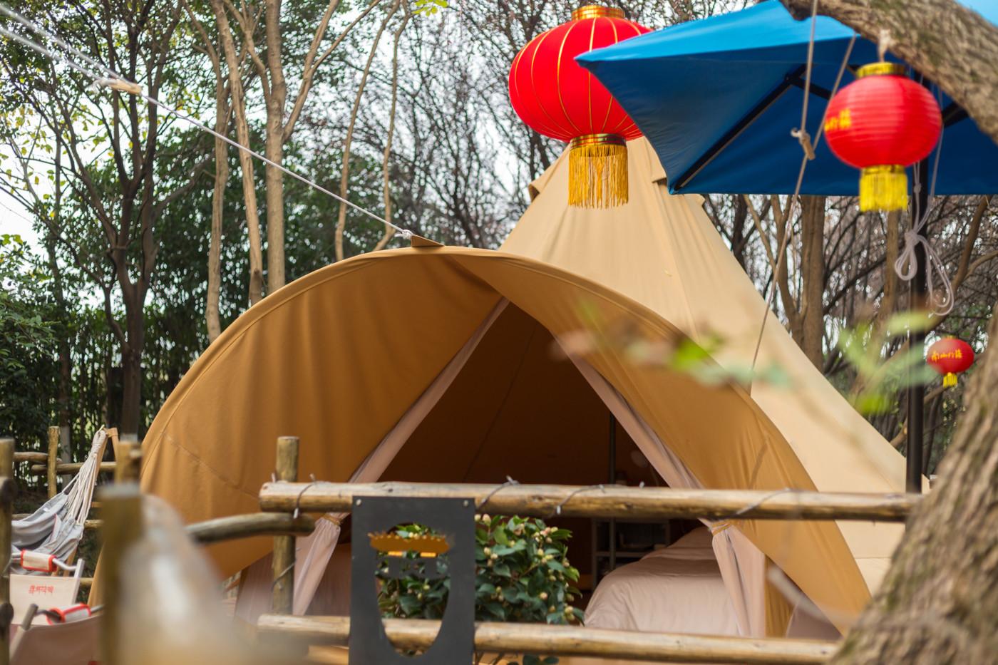 喜马拉雅野奢帐篷酒店—江苏常州天目湖树屋帐篷酒店28