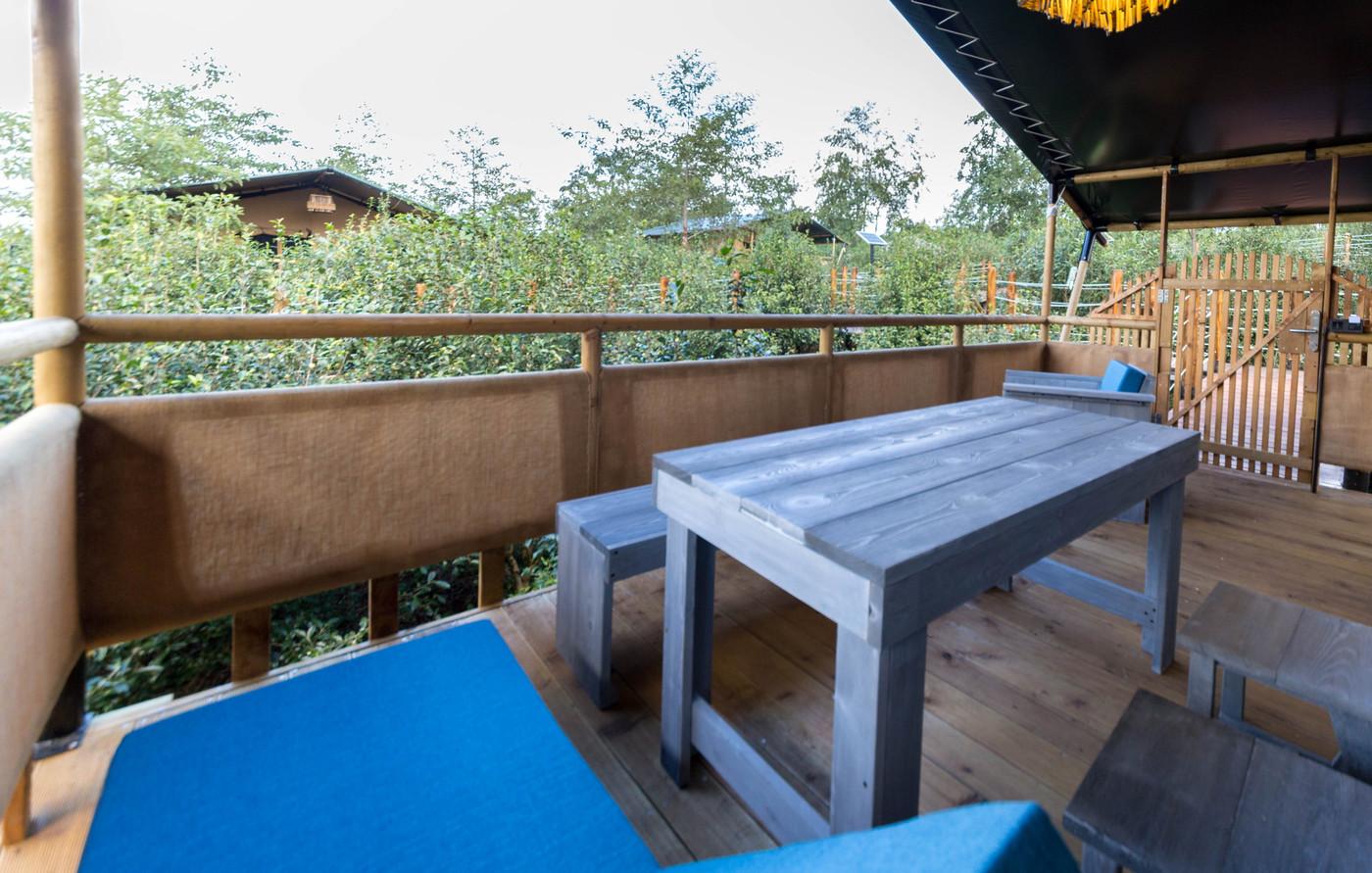 喜马拉雅野奢帐篷酒店—云南腾冲高黎贡山茶博园15