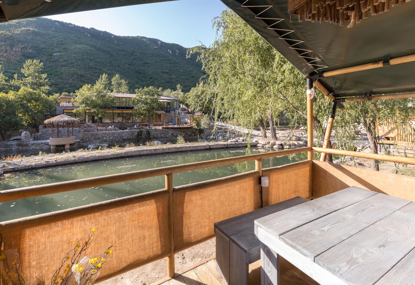 喜马拉雅野奢帐篷酒店一北京石头 剪刀 布一私享院子 54平山谷型  20