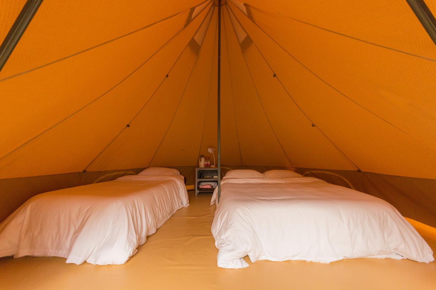 喜马拉雅野奢帐篷酒店—江苏常州天目湖树屋36