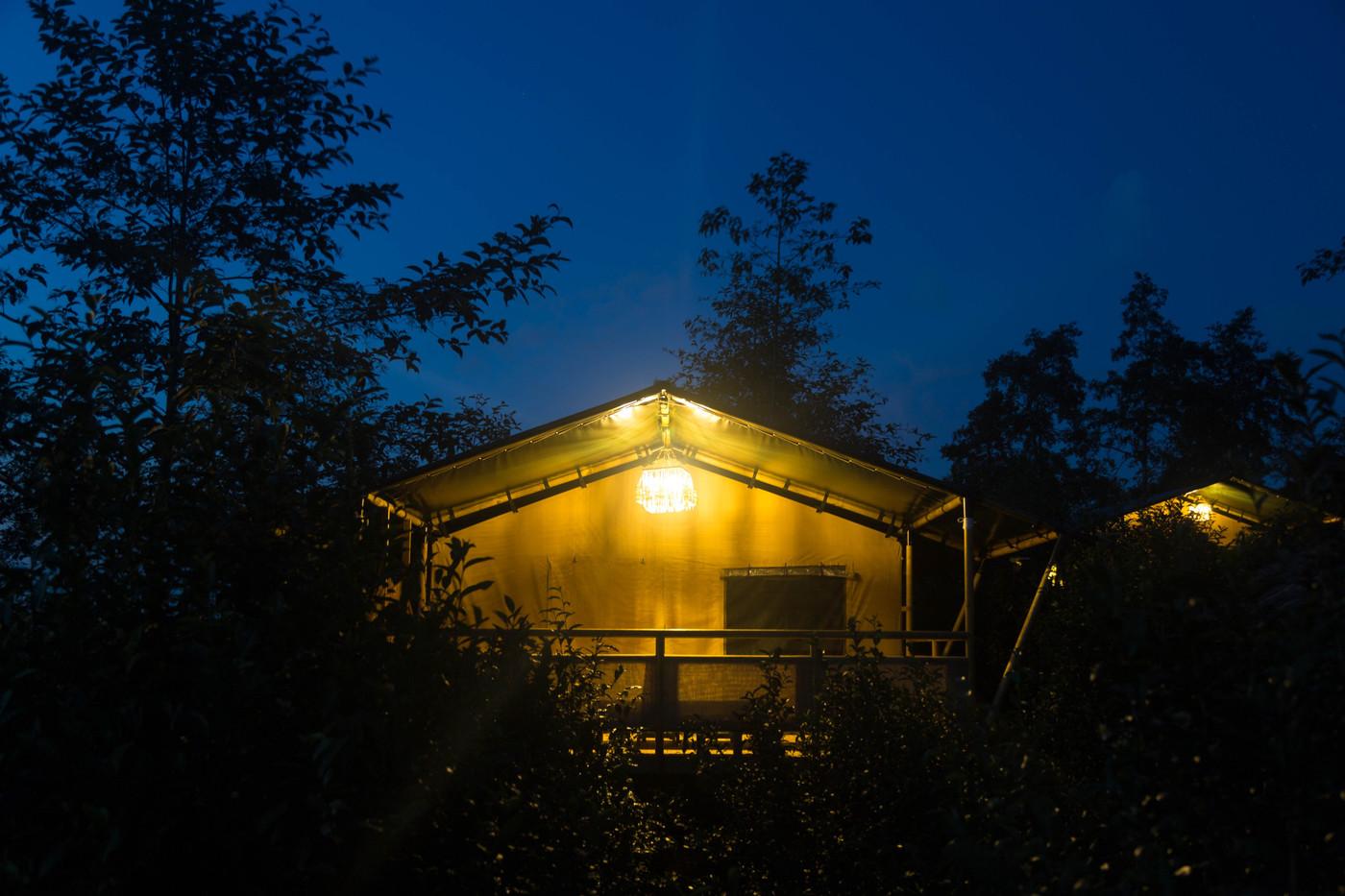 喜马拉雅野奢帐篷酒店—云南腾冲高黎贡山茶博园35