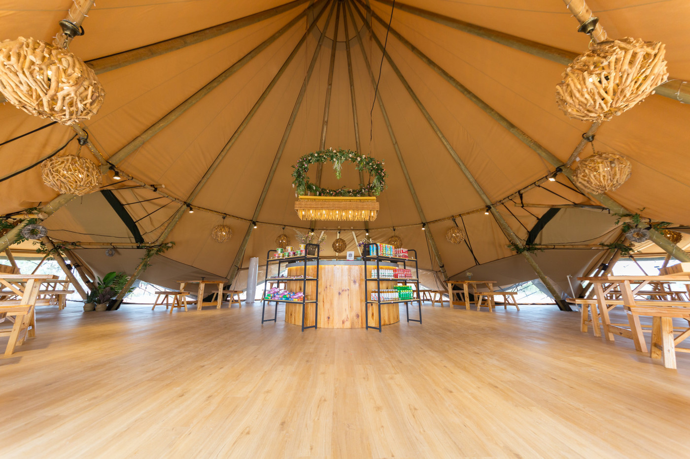 喜马拉雅印第安多功能大厅—淮安白马湖生态旅游度假区22