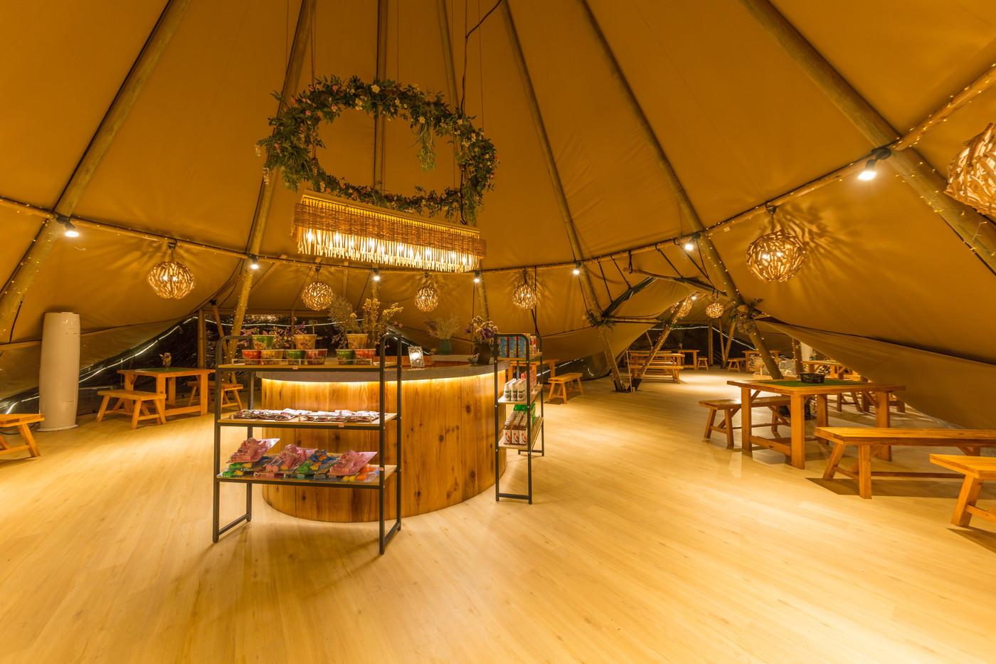喜马拉雅印第安多功能大厅—淮安白马湖生态旅游度假区36