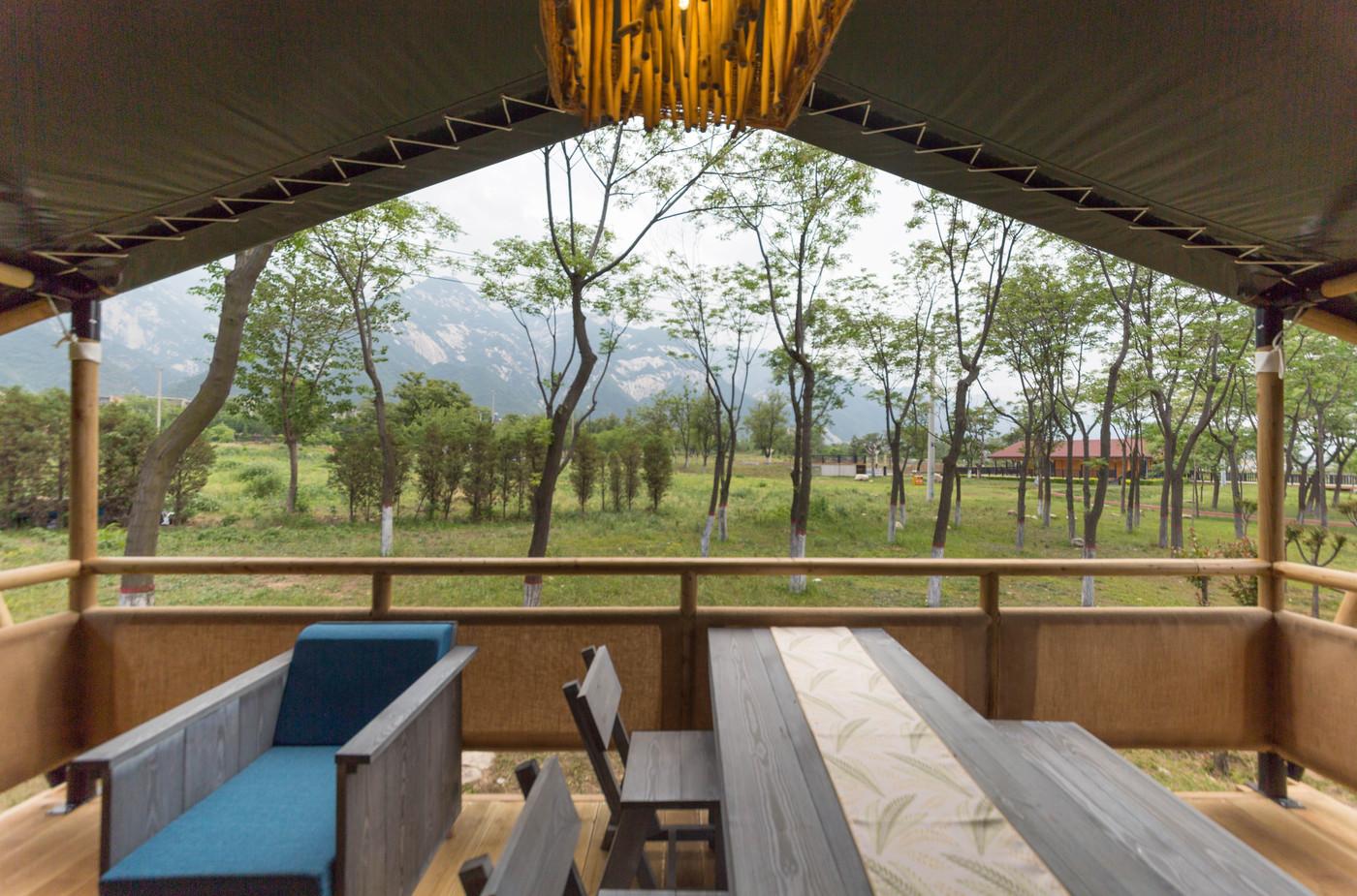 喜马拉雅野奢帐篷酒店—华山自驾游露营地(78平)18