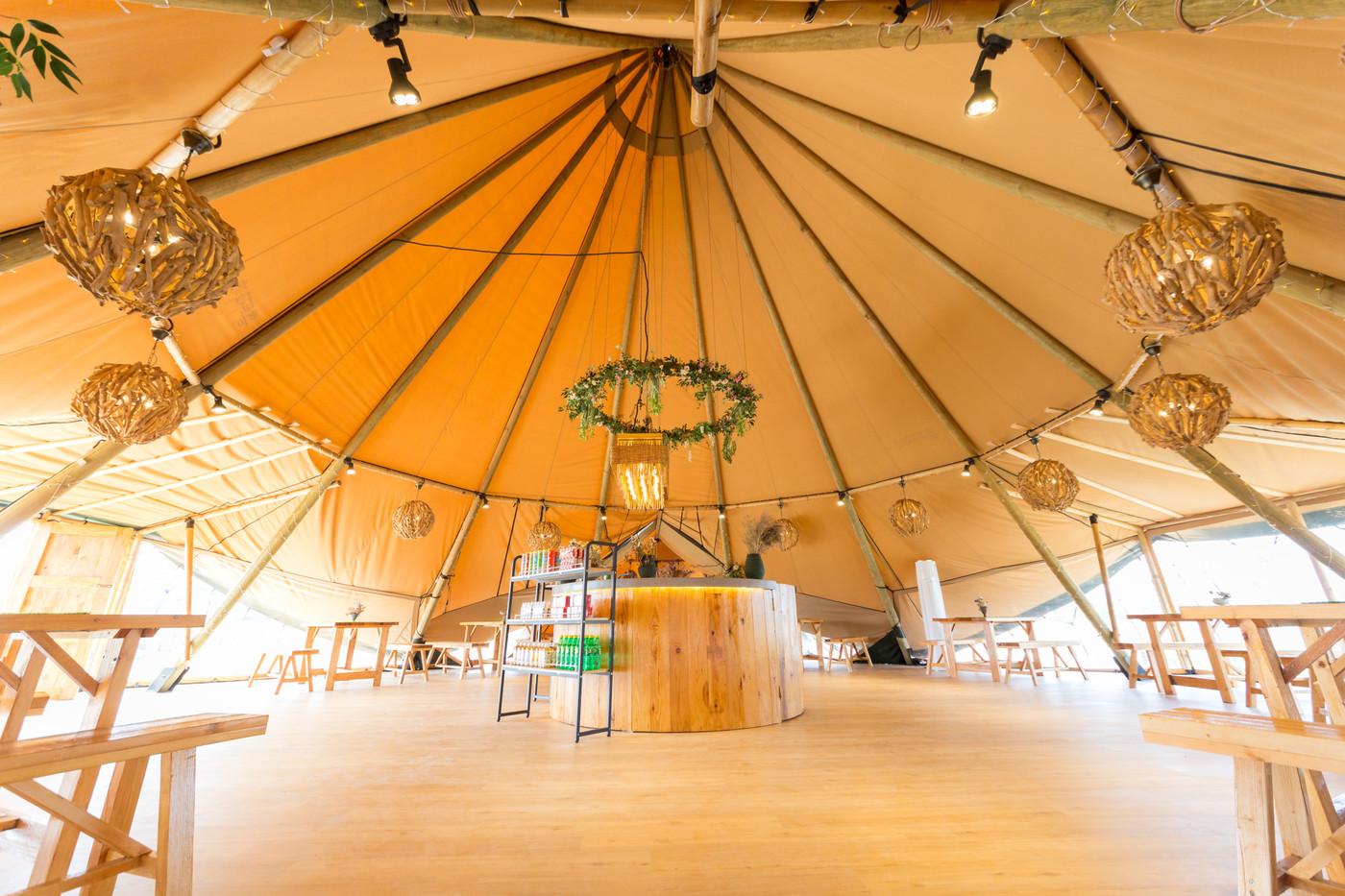 喜马拉雅印第安多功能大厅帐篷酒店25
