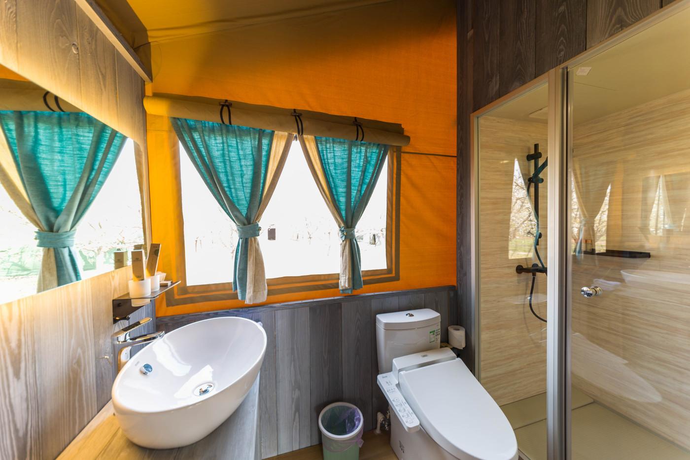 喜马拉雅野奢帐篷酒店—安徽砀山东篱蓬芦梨园帐篷酒店26