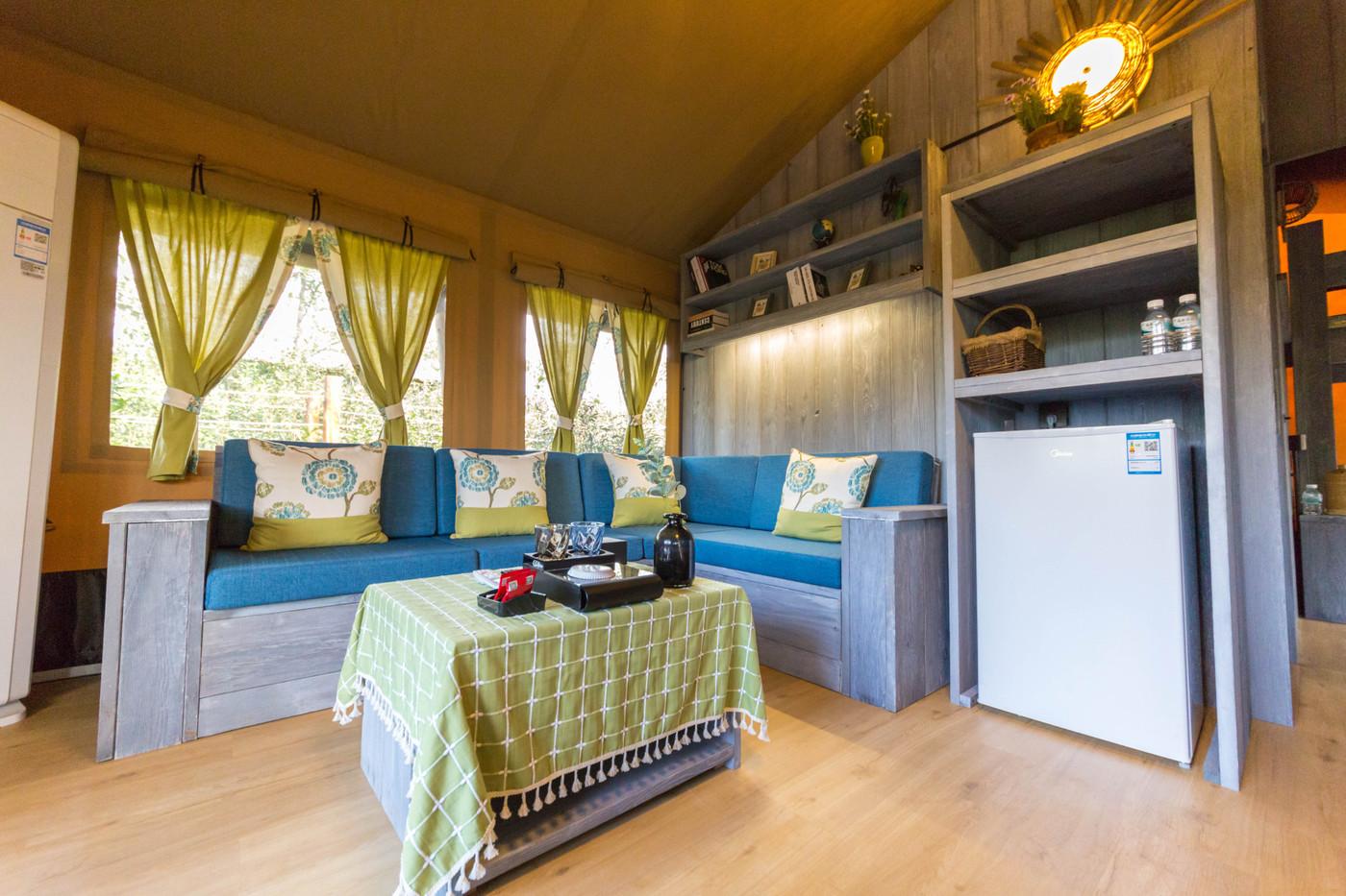 喜马拉雅野奢帐篷酒店—云南腾冲高黎贡山茶博园39