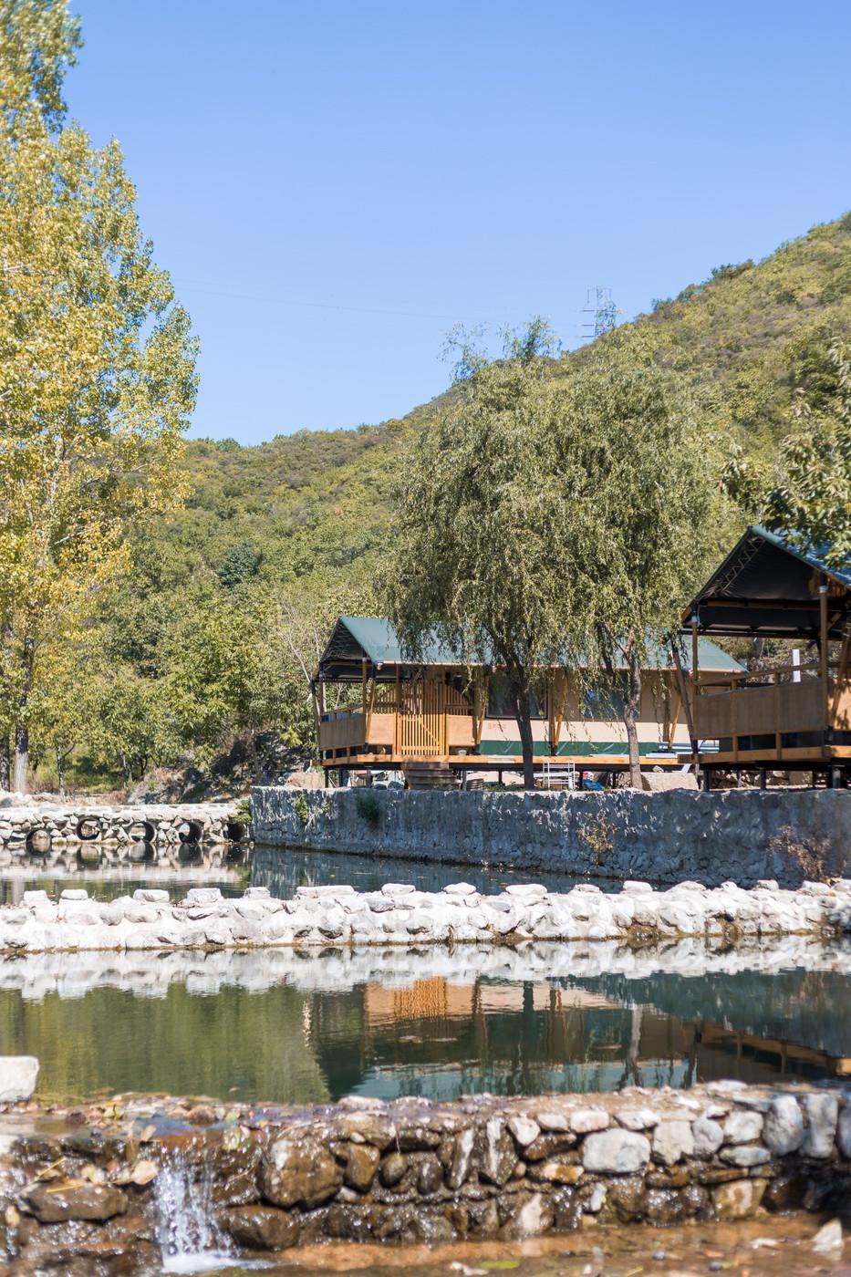 喜马拉雅野奢帐篷酒店一北京石头 剪刀 布一私享院子 54平山谷型  18