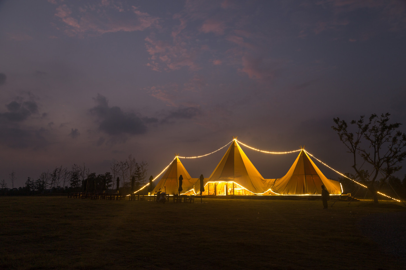 喜马拉雅印第安多功能大厅帐篷酒店19