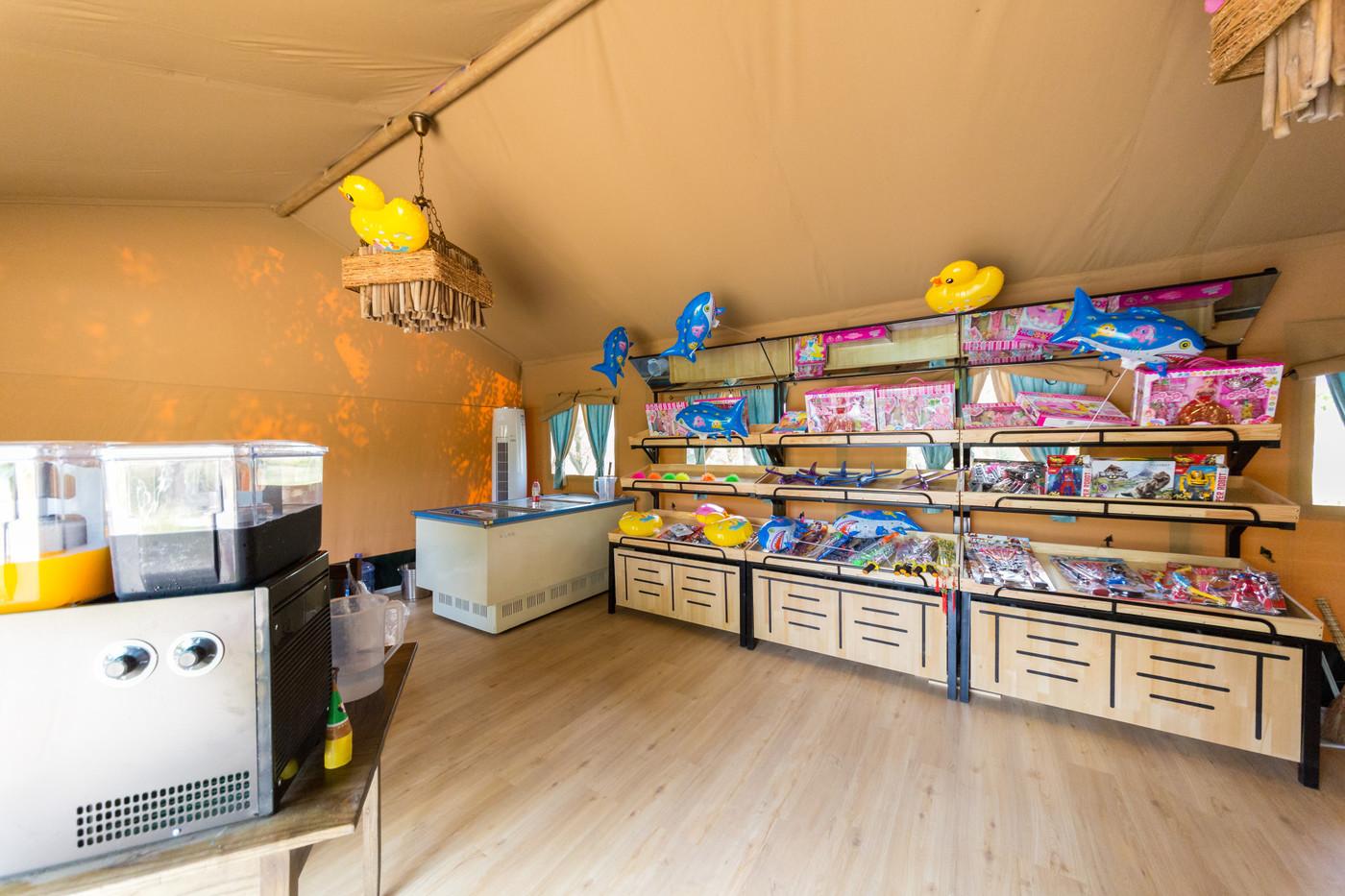喜马拉雅野奢帐篷酒店—淮安白马湖度假区商铺20
