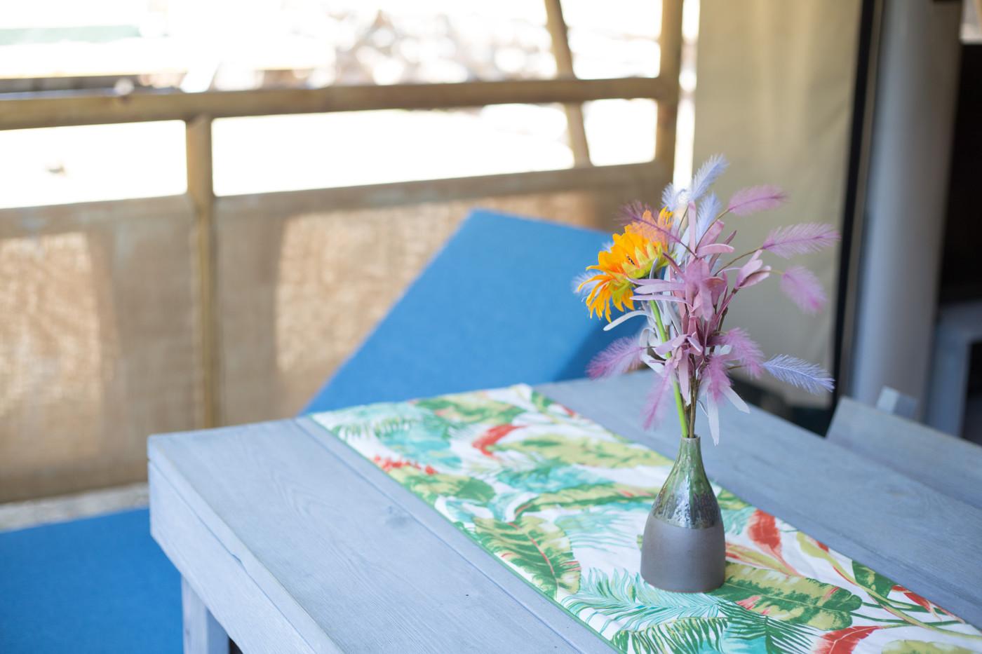 喜马拉雅野奢帐篷酒店一北京石头 剪刀 布一私享院子 54平山谷型  29